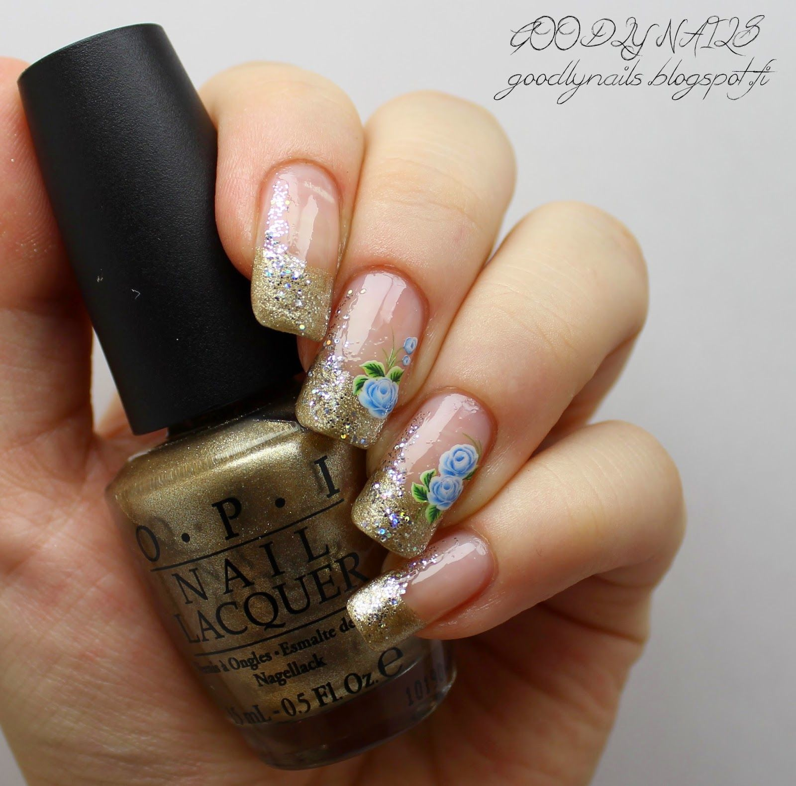 Goodly Nails: Glitzerland