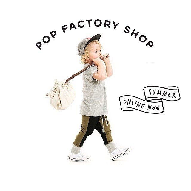 POP FACTORY SHOP