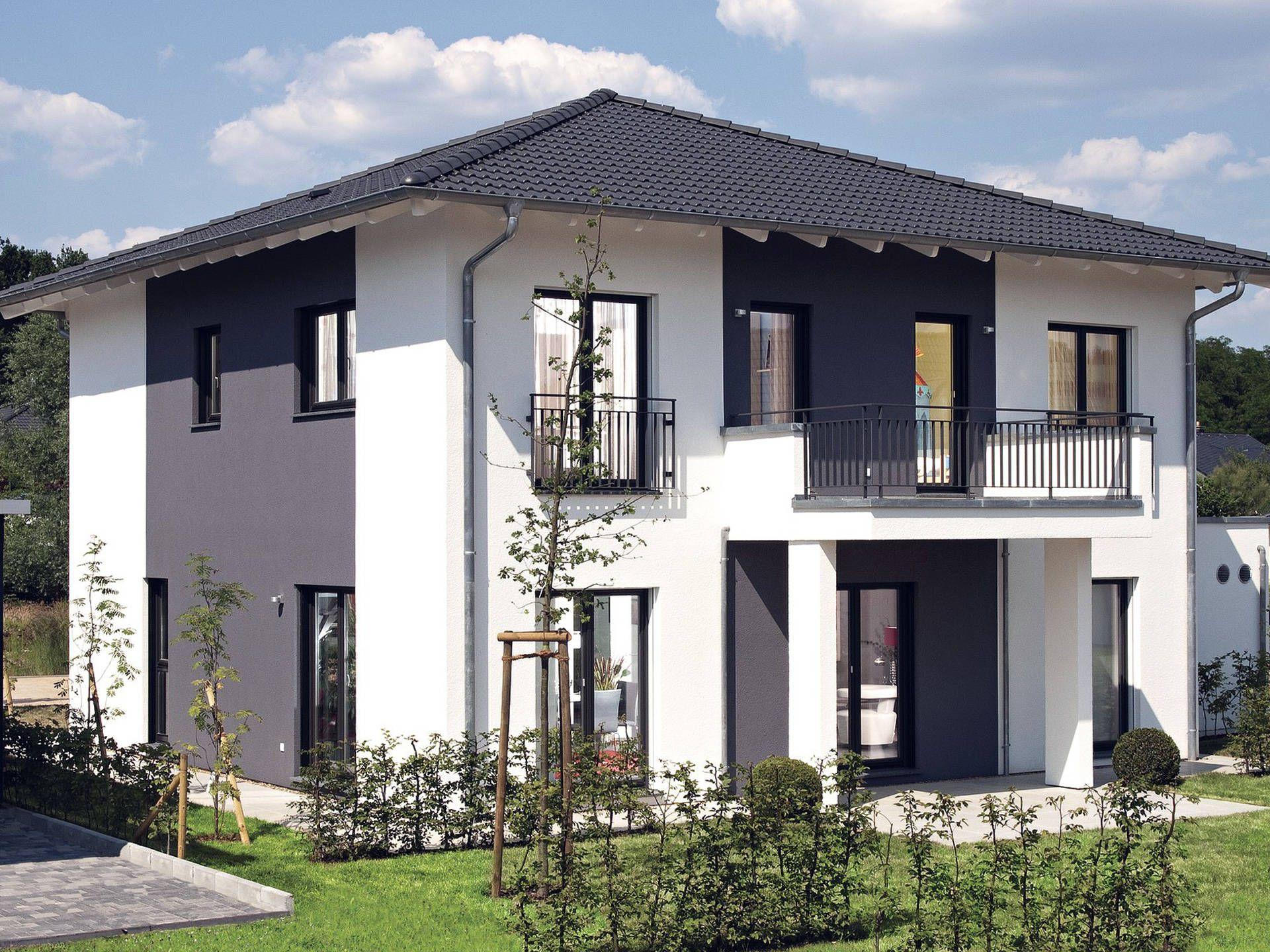 weberhaus musterhaus citylife 500 quadratisch praktisch