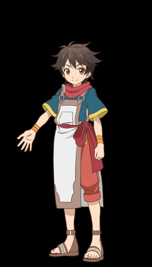 character tvアニメ 神達に拾われた男 公式サイト アニメ 神 アニメ 神