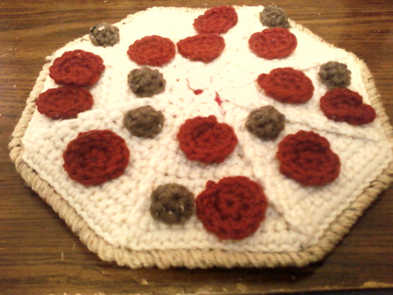 Pizza free crochet pizzas and crochet craft pizza free crochet pattern bankloansurffo Choice Image