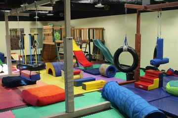 Kids Play Free At Occupational Therapy Gym Amp Outdoor Play
