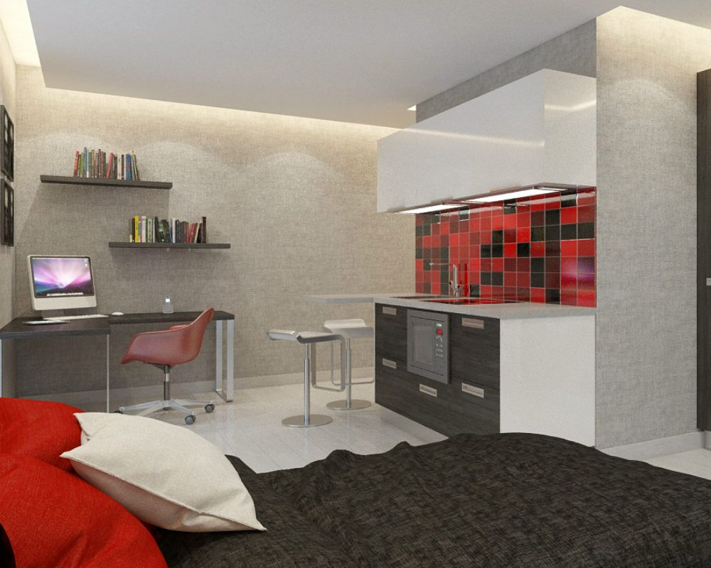 The Cube - Contemporary Luxury Studio Apartments in.London ...