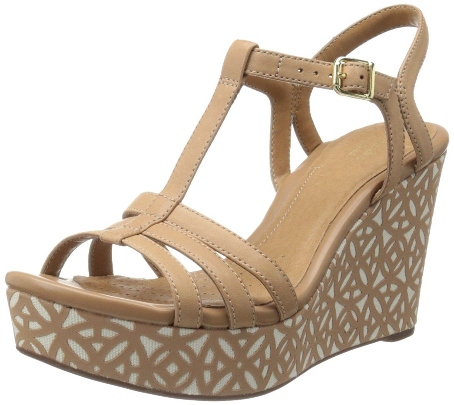 688cd14e5c47 Clarks Women s Amelia Avery Wedge Sandal   For more information ...