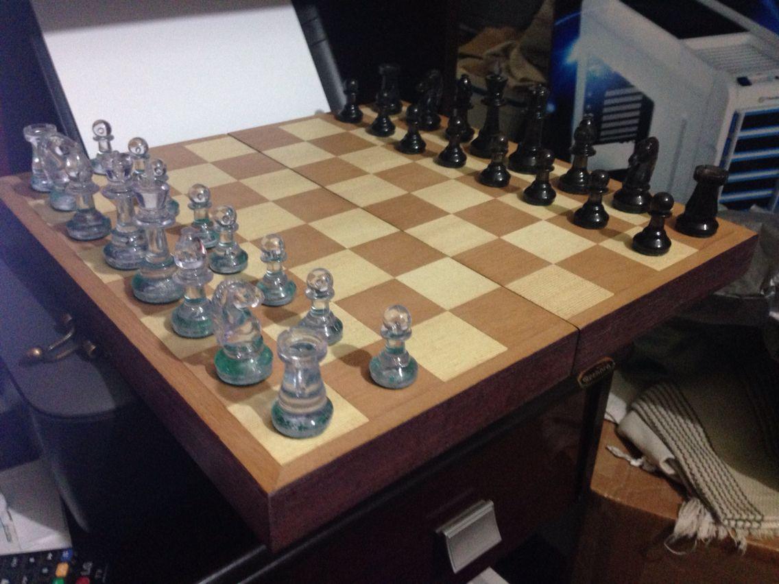 Tabuleiro de xadrez 6