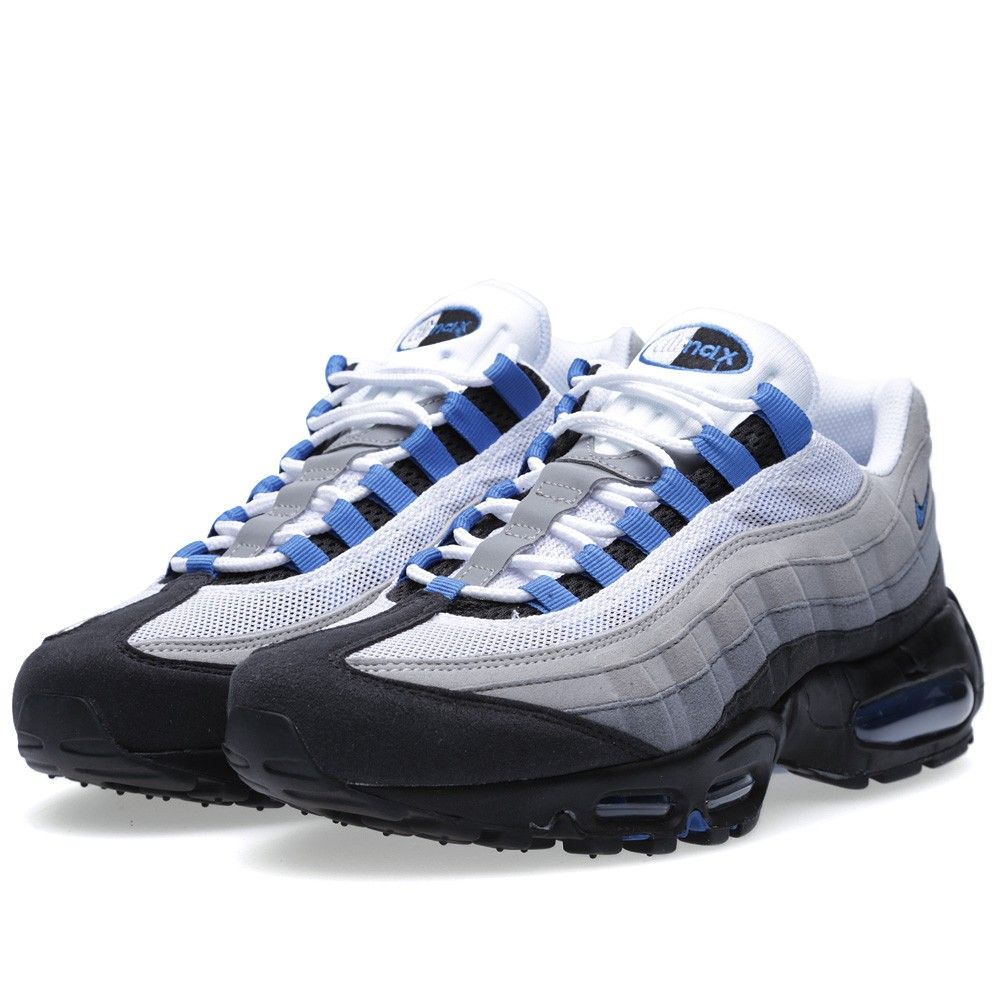 Nike Air Max 95 Blue And Grey