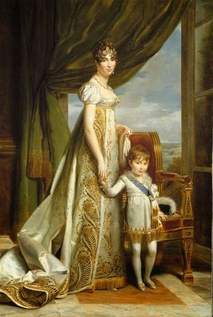 International Portrait Gallery: Retrato de la Reina Hortense de Holanda