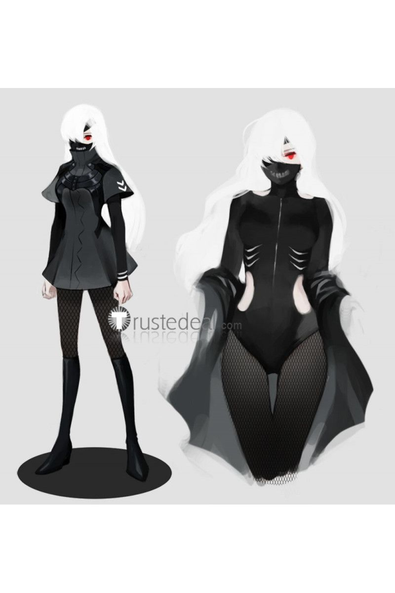 Pin on Anime Tokyo Ghoul and Cosplay