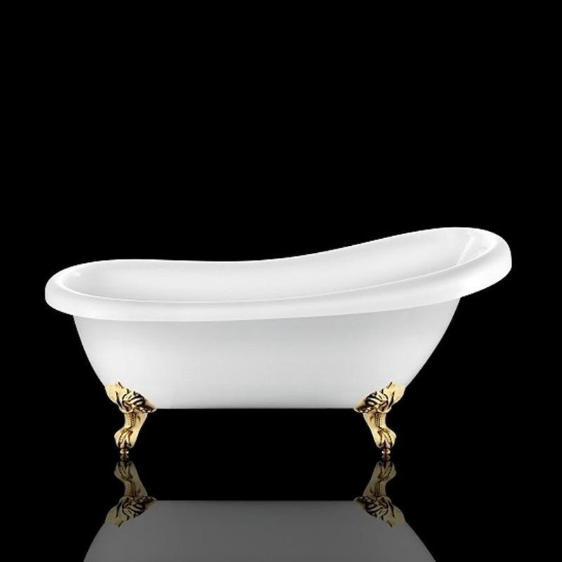 Vasca con piedini di aquila RICHMOND 171 cm - 6 colore di ...