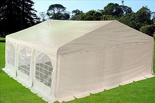 20 X20 Pe Tent White Heavy Duty Wedding Party Tent
