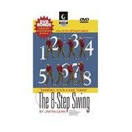 Booklegger 8 Step Swing With Jim Mcclean Dvds