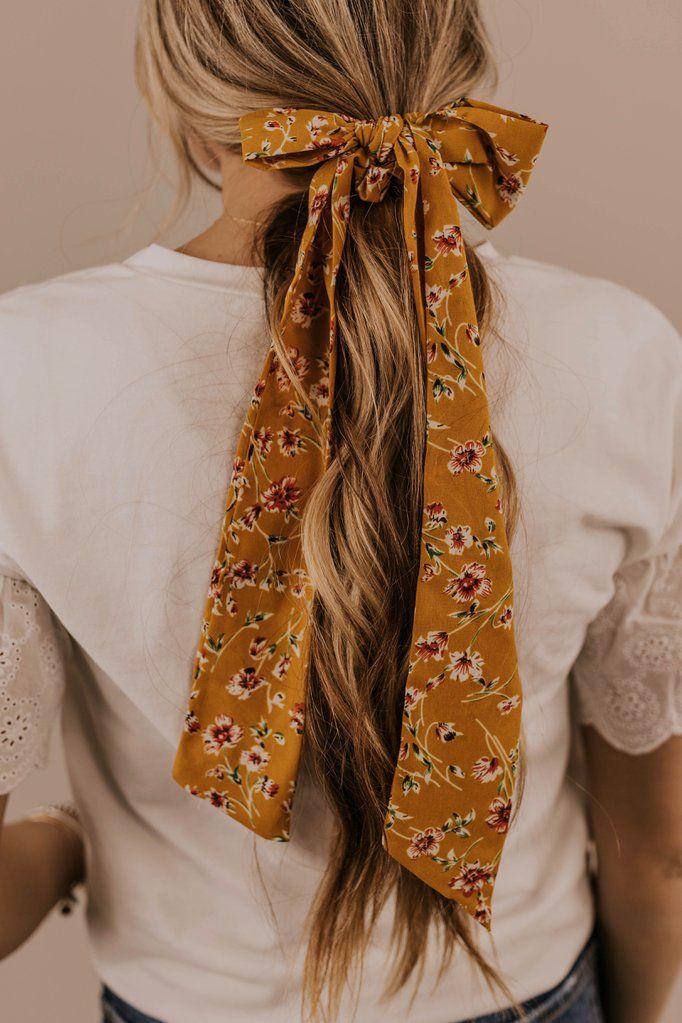 Fleur Hair Tie