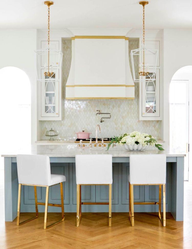 House Tour Dallas Showstopper By Jenkins Interiors Kitchen