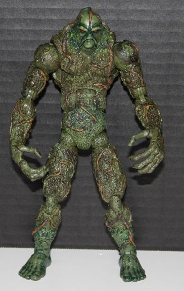Dc Icons Swamp Thing Action Figure Dc Collectibles