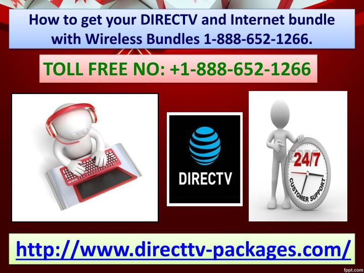 How To Get Your Directv And Internet Bundle With Wireless Bundles 1