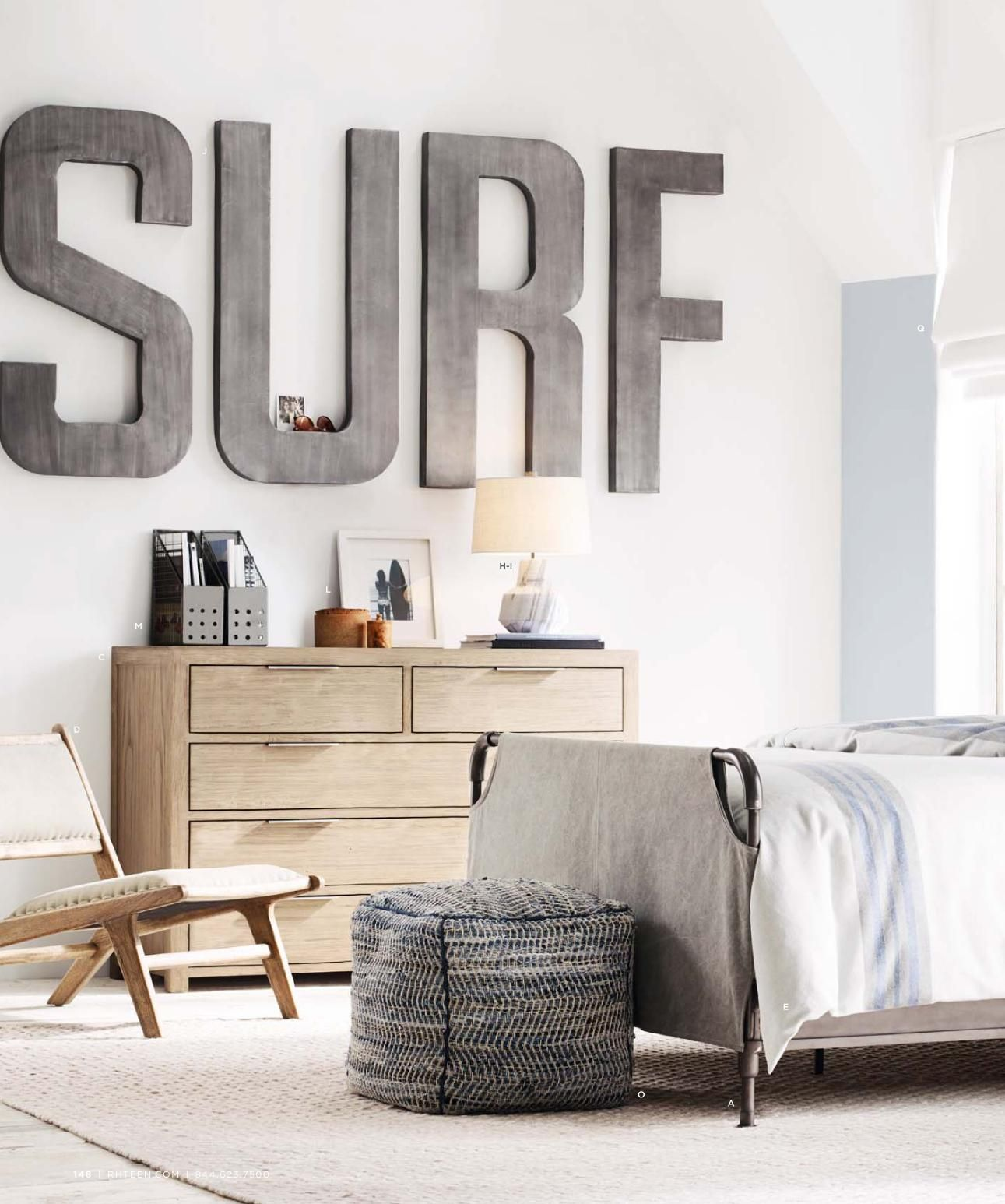 SURF Bedroom More