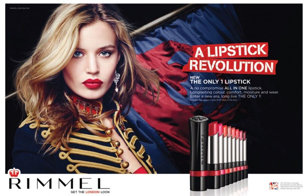 Here is a super sneak peek at the brand new Rimmel The Only 1 Lipstick. Check out why Rimmel think it will be the only lipstick you'll ever need!