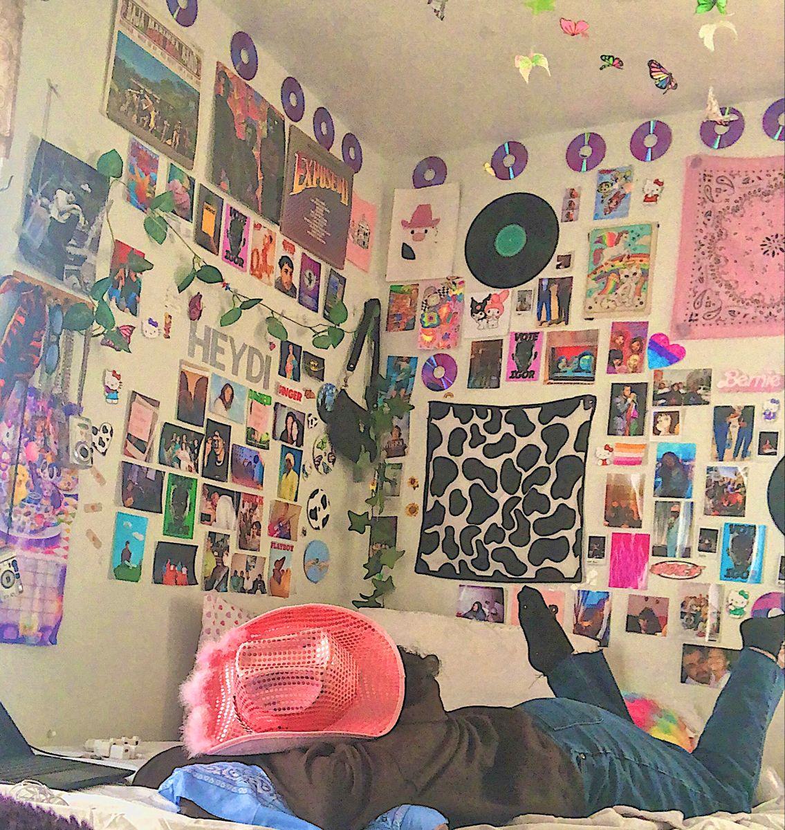 My Pic Insta Is Heydilujan Retro Room Indie Room Decor Indie Bedroom