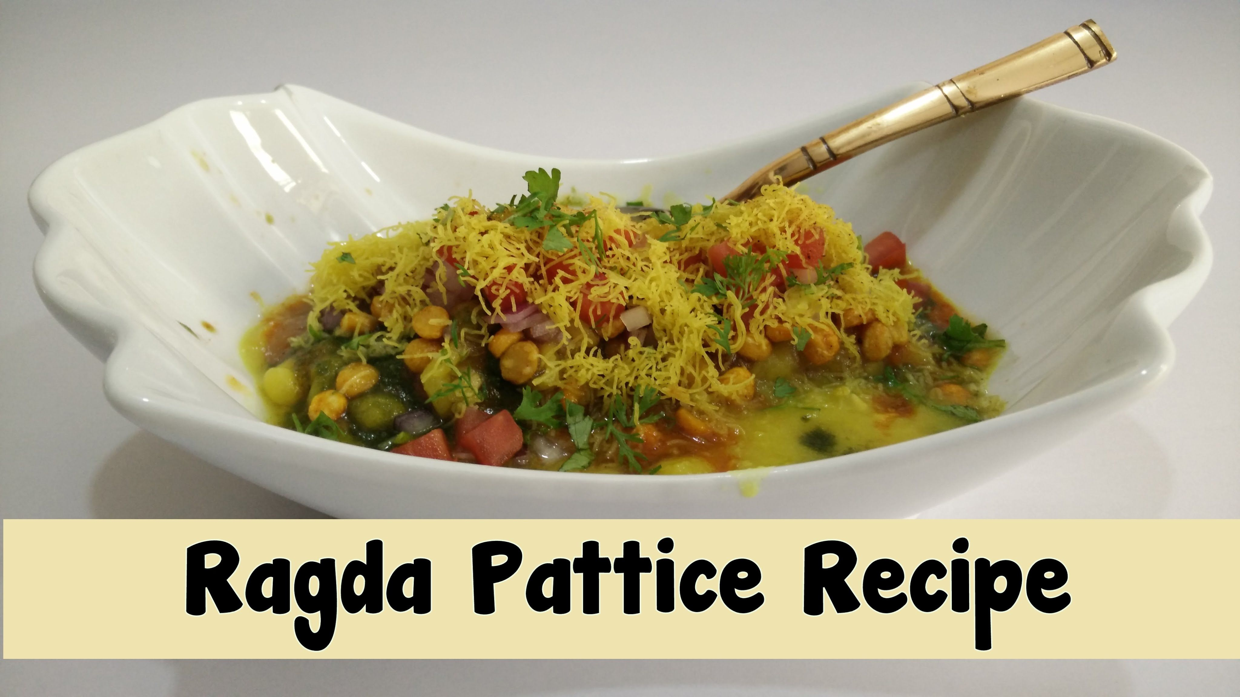 Ragda pattice recipe mumbai street food ragda pattice is a popular ragda pattice recipe mumbai street food ragda pattice is a popular indian fast food forumfinder Images