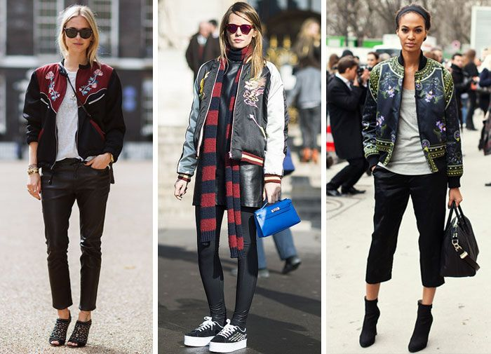 23 best ideas about Bomber Jackets on Pinterest | Search, Trends ...