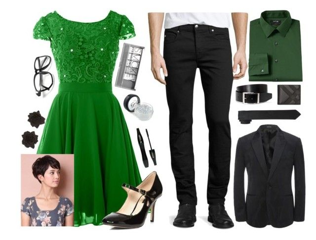 """""""Green !!!!"""" by xx-prince-gumball-xx ❤ liked on Polyvore featuring Dorothy Perkins, Boohoo, Lancôme, McQ by Alexander McQueen, Alexander McQueen, BOSS Hugo Boss, Apt. 9, Burberry, Dolce&Gabbana and PrinceGumballsCloset"""