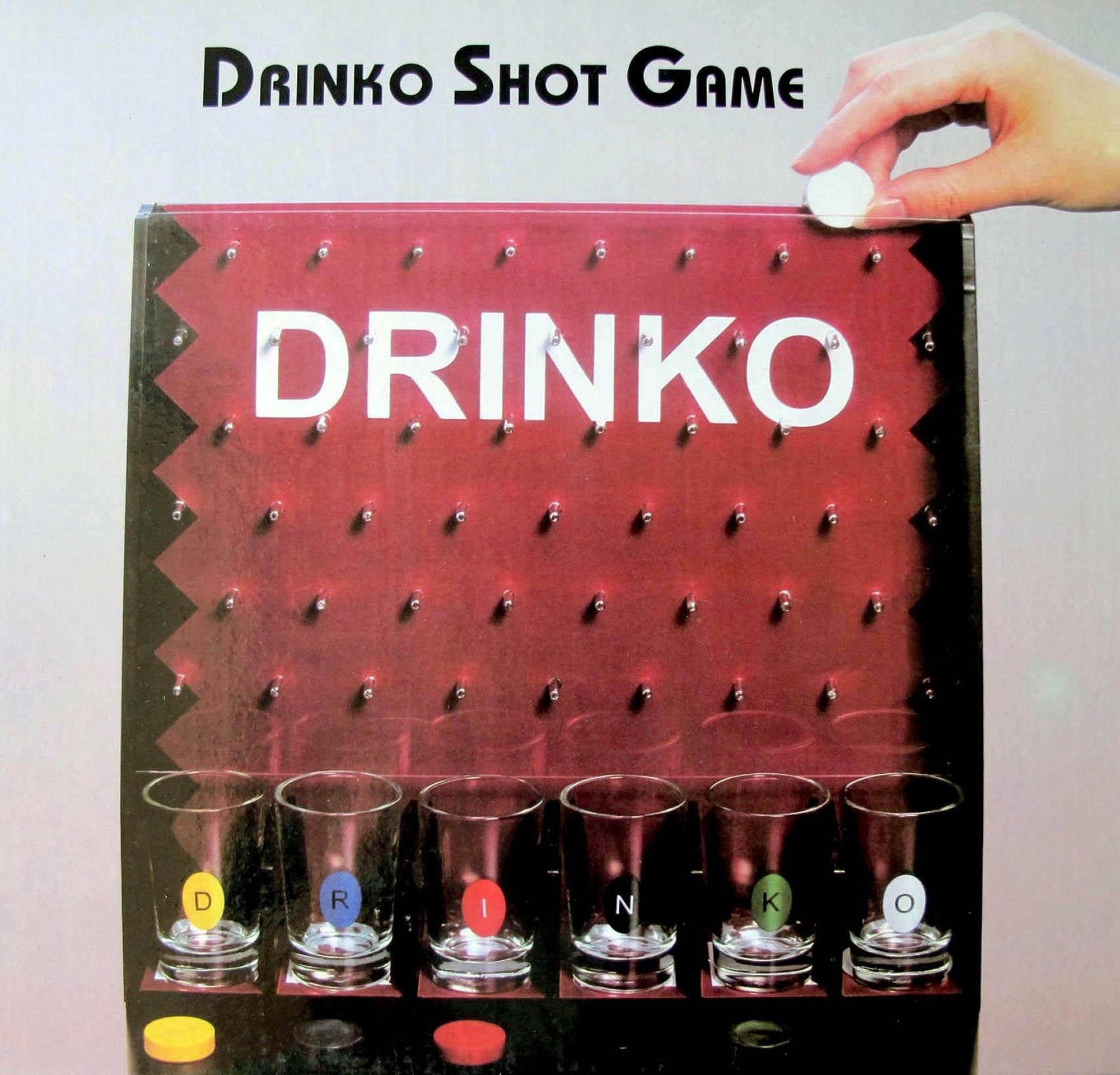 Creative Motion Drink Shot Game Shots Games Drinking Games Drinks