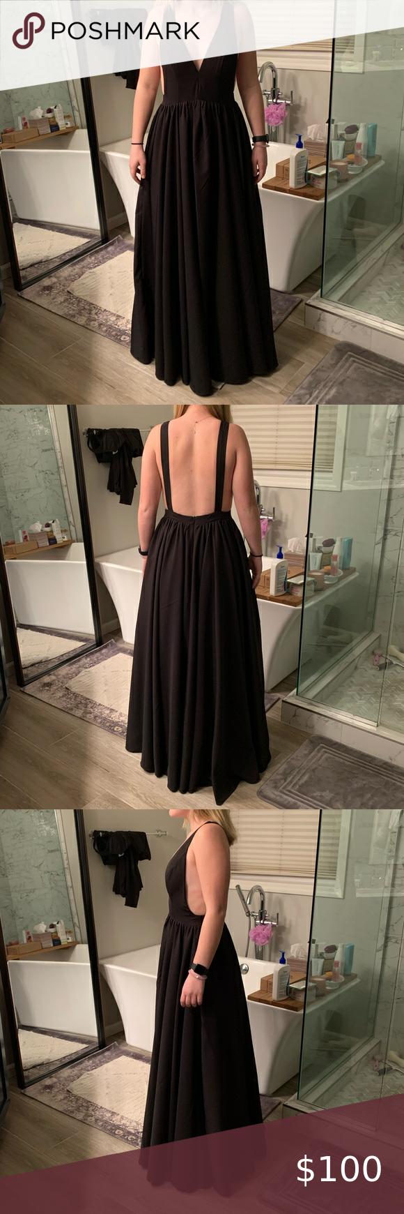 Black Prom Dress Black Prom Dress Prom Dresses Dresses [ 1740 x 580 Pixel ]
