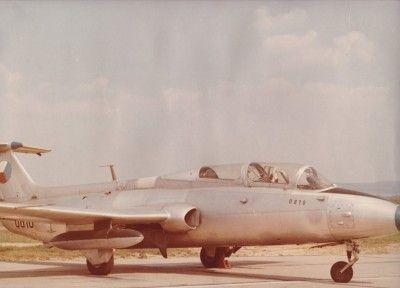 """L-29 Delfín """"Maya"""" No.0810 CzAF"""