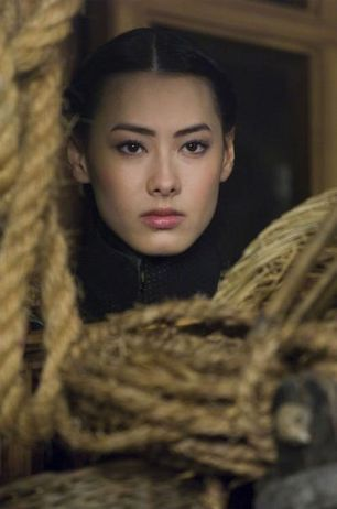 """Isabella Leong in """"The Mummy: Tomb of the Dragon Emperor"""""""