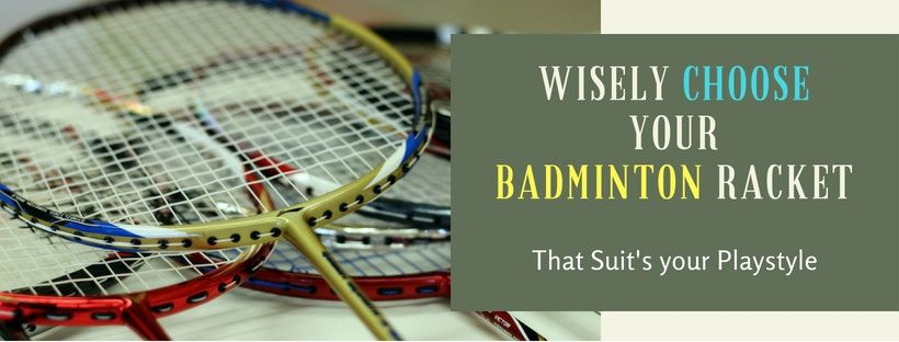 You Need To Have A Quality Badminton Racket On Hand If You Want To Make The Most Out Of Your Game Experience Here Are Some Badminton Racket Badminton Rackets