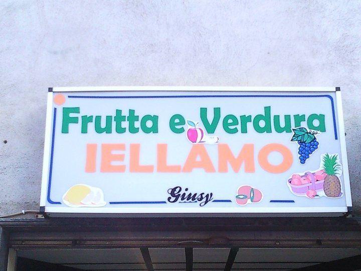 Love Frutta è Verdura, and our friend Giusy Iellamo!
