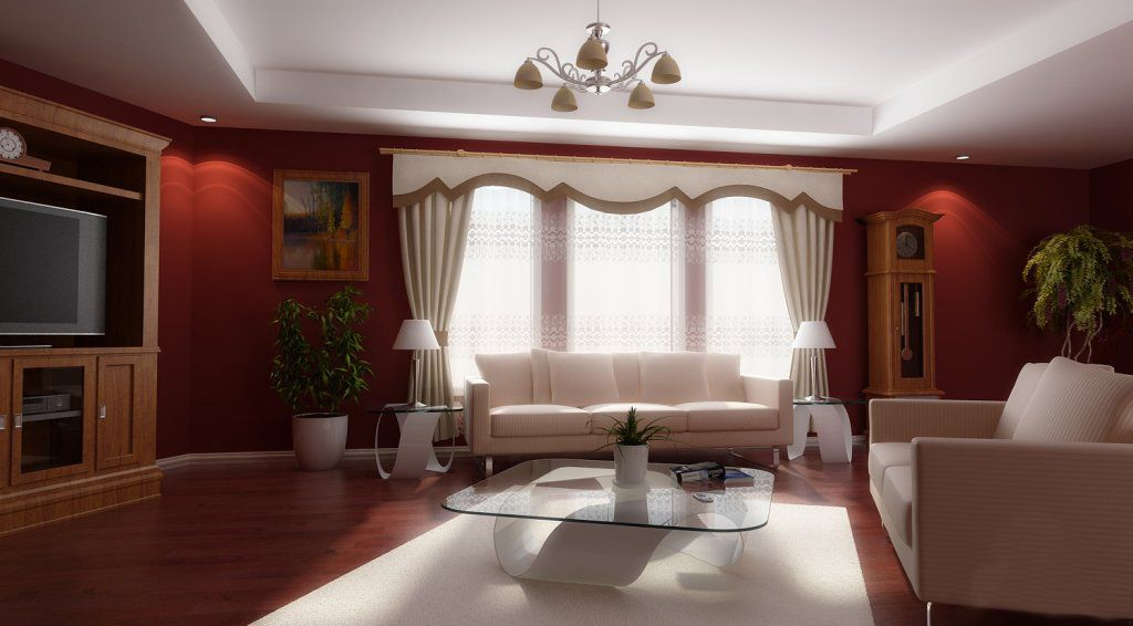 Persian Style Red Living Room Ideas House Pinterest Red living