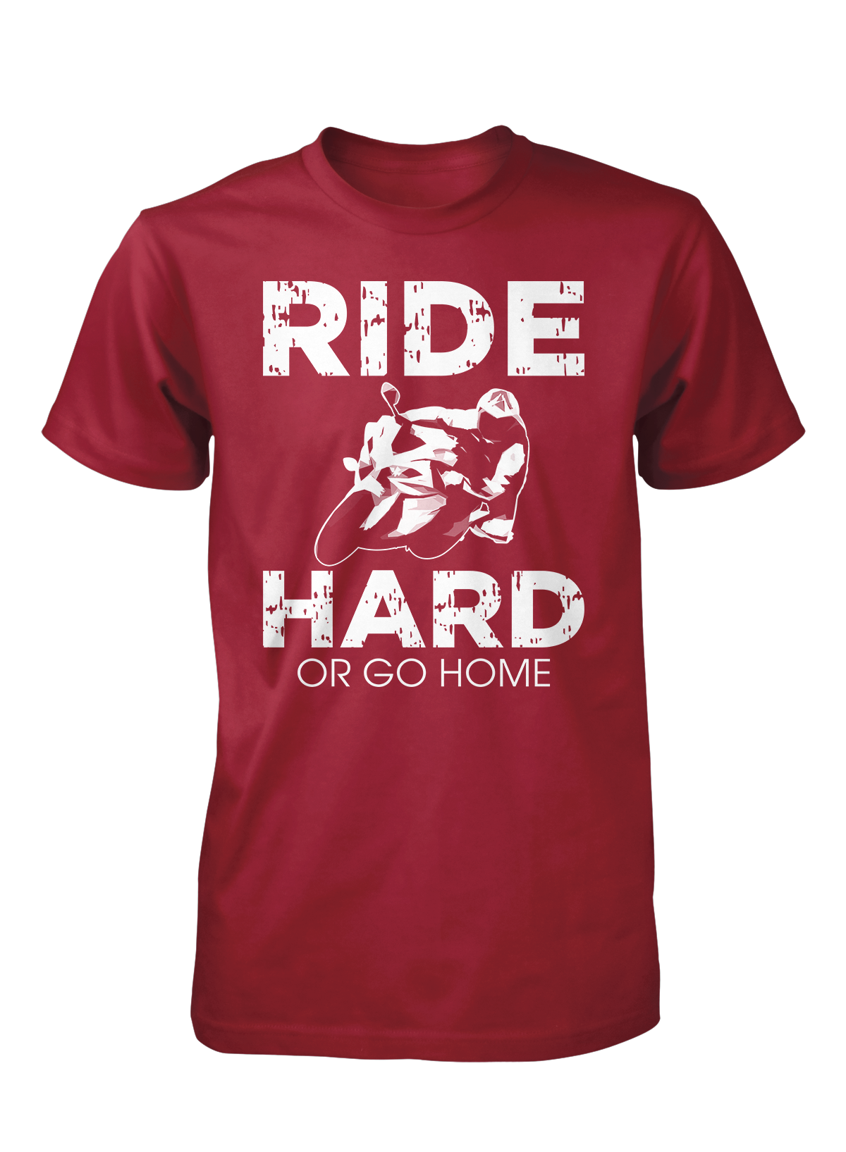Ride Hard Or Go Home - Teevogue #life #inspiration cool custom t ...