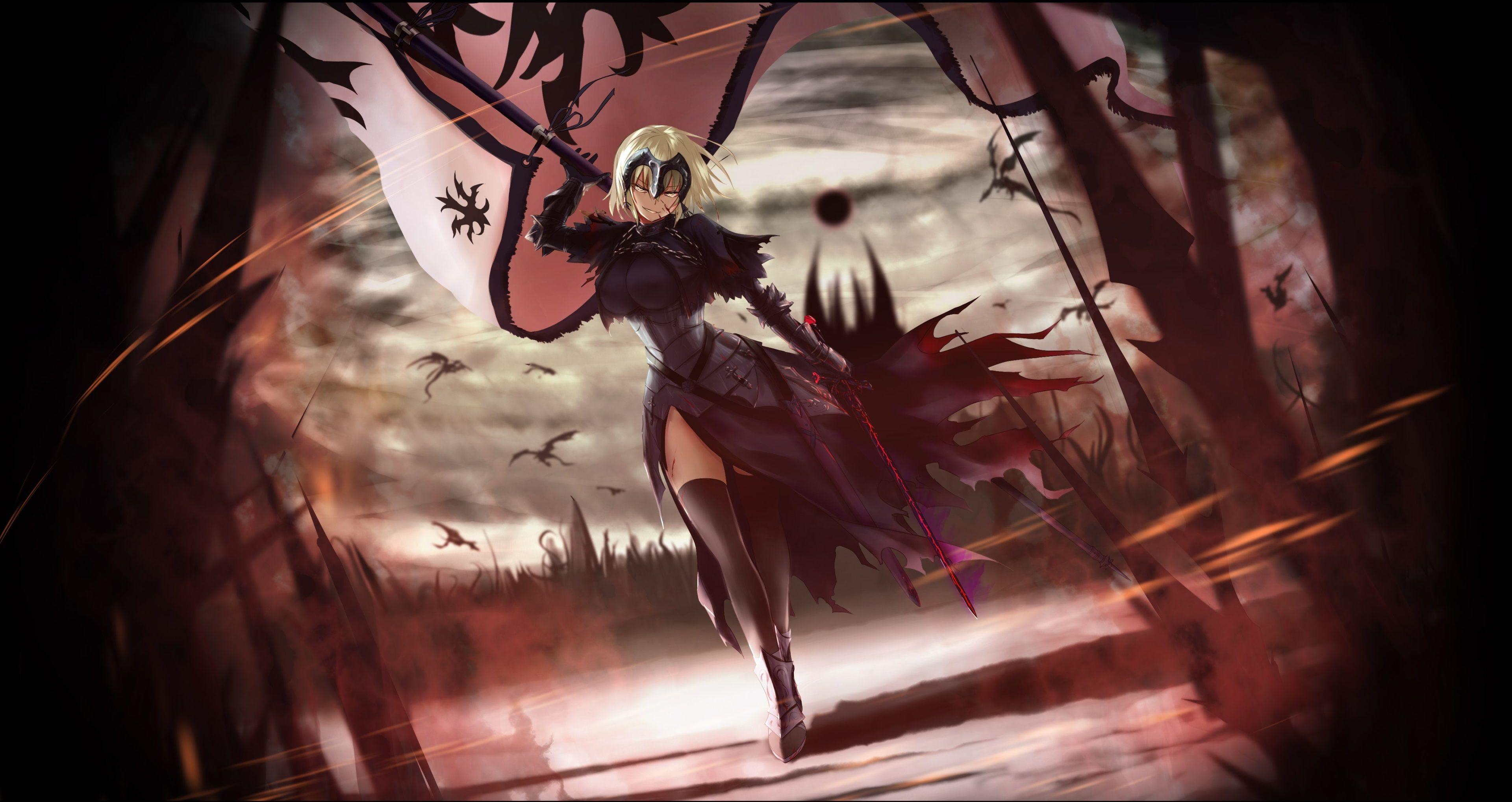 3840x37 Fate Grand Order 4k Popular Wallpaper Anime Fate Anime Art Beautiful