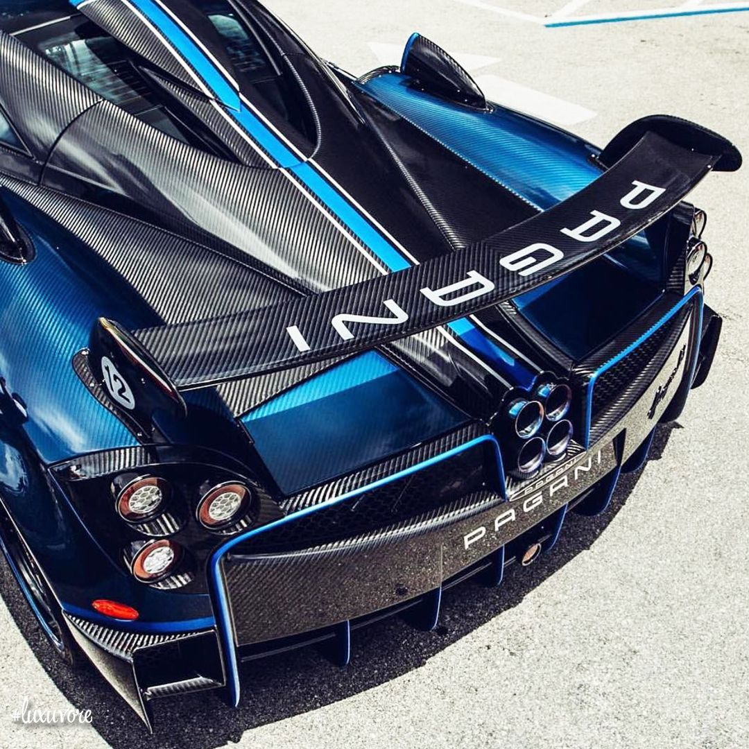 Pagani Huayra Like This Let Us Know Follow And Share It With Your