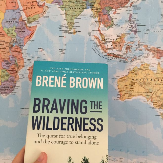 Braving The Wilderness Chapter 2 Brave Chapter Brene Brown Books