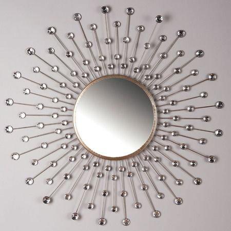 Star Jeweled Mirror from Joss and Main!