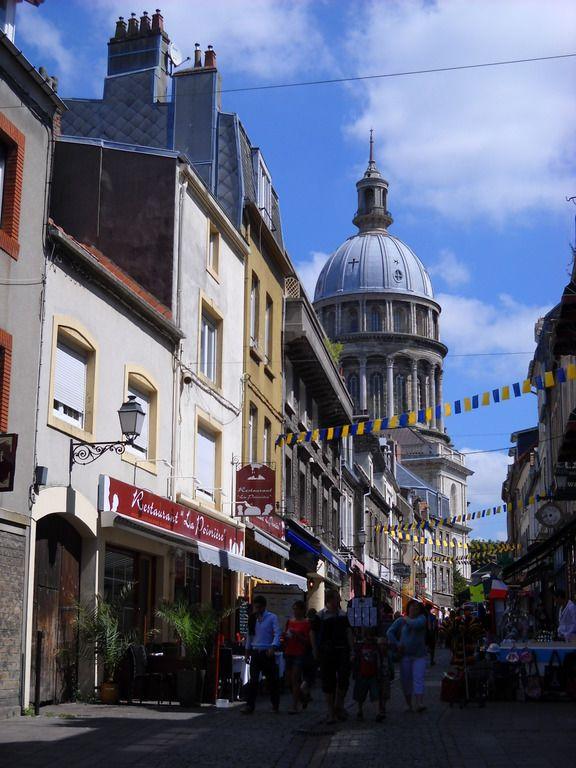 Boulogne sur mer france 2013 places pinterest - Office du tourisme de boulogne sur mer ...