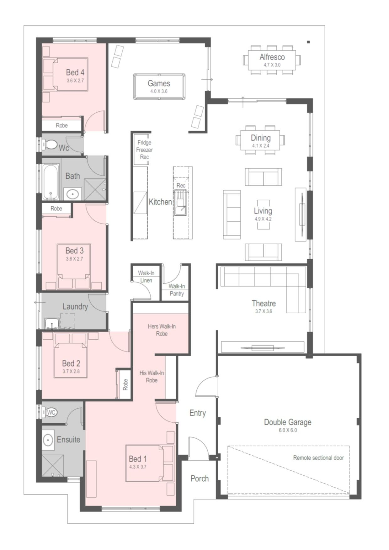 House Designs New Home Designs Perth Homebuyers Centre House Design New Home Designs Home Design Floor Plans
