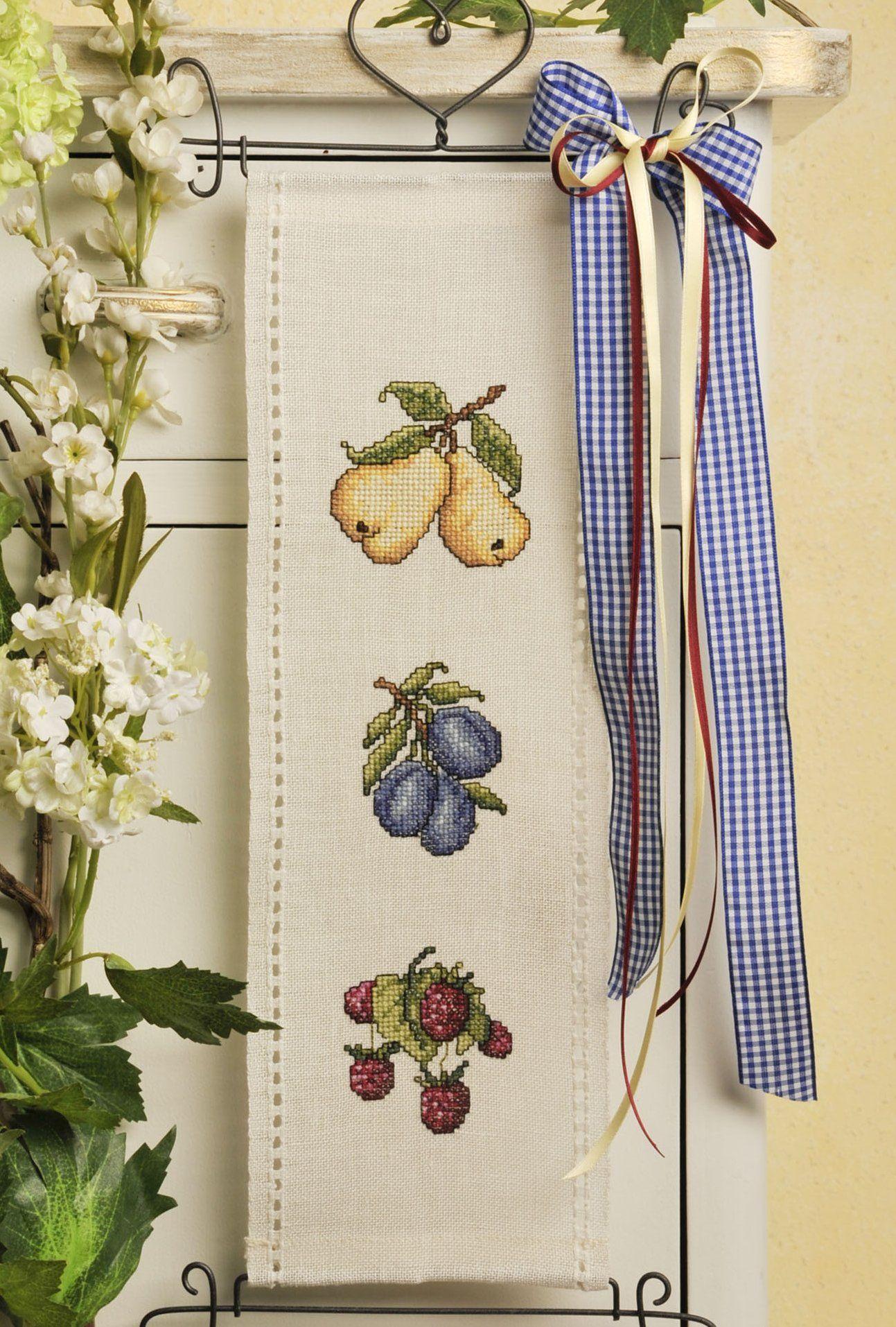 Behang mit Früchten ... toll für die Küche Design : Gerlinde Gebert ...