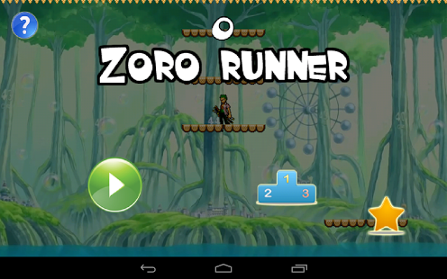One Piece Zoro Runner APK v1.0 [Android] Games 4