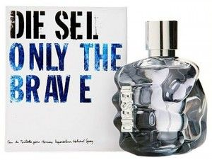 Diesel perfume only the brave