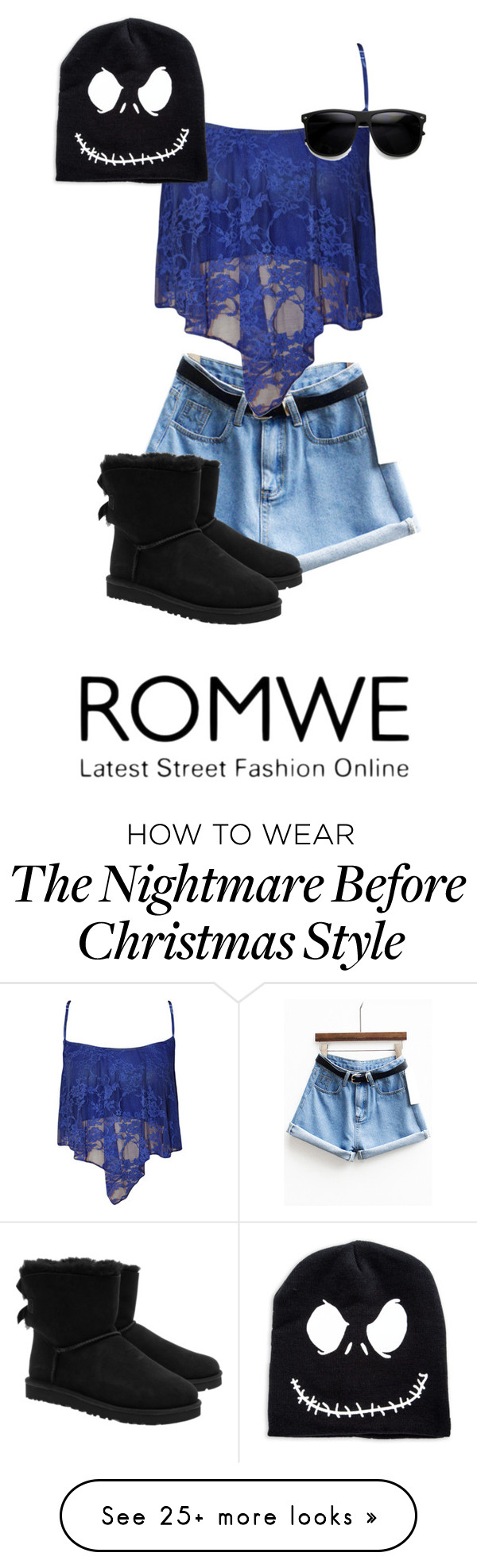 """""""Sem título #811"""" by samaramahone1d on Polyvore featuring WearAll and UGG Australia"""