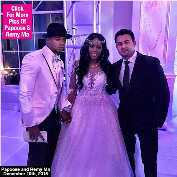 Papoose Remy Ma Married See Her Stunning Wedding Gown Wedding Gowns Gorgeous Wedding Dress African Wedding Dress