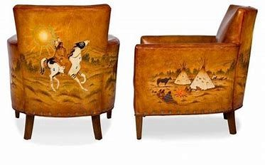 Image Result For Native American Painted Furniture