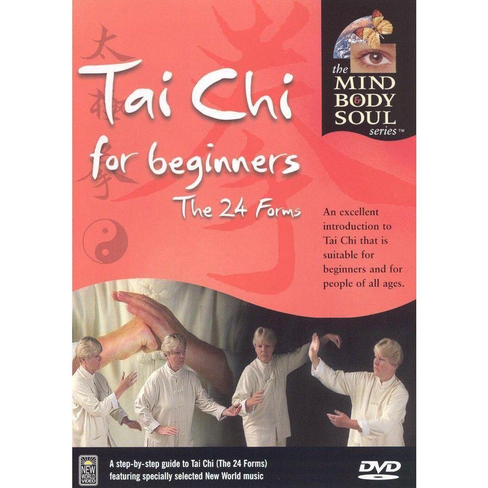 Jayne Storey Tai Chi For Beginners (DVD) Tai chi, Tai