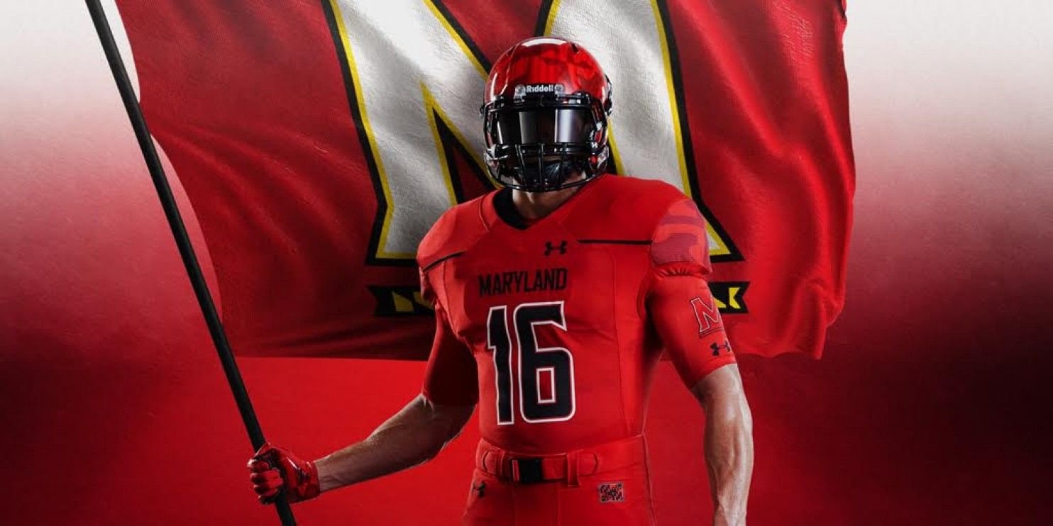 Maryland football will wear new 'Red Ops' uniforms against Ohio State - The Washington Post