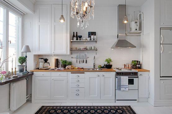36 m² diáfanos - delikatissen Cocinas Pinterest Decoración