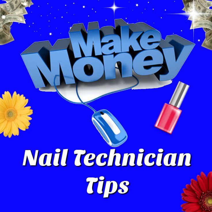 Nail Technician Tips Nail Technician Marketing and