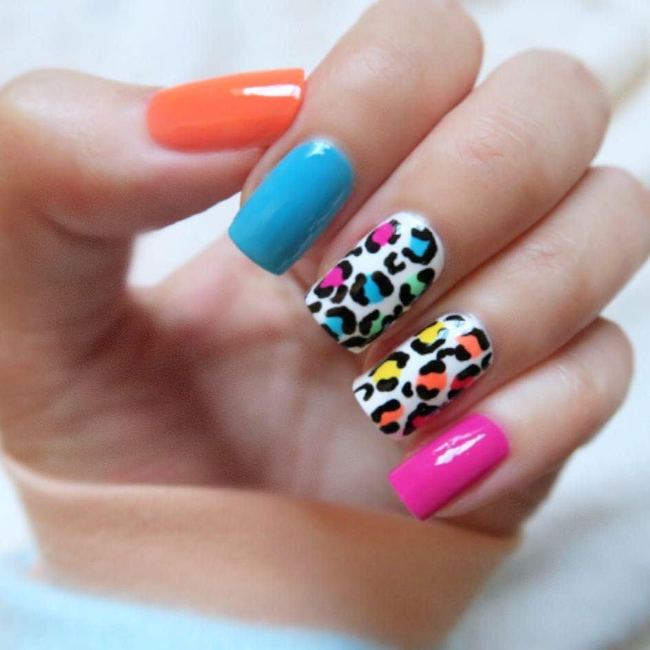 New Video Is Up Easy Nail Art For Beginners 21 I Hope You Guys